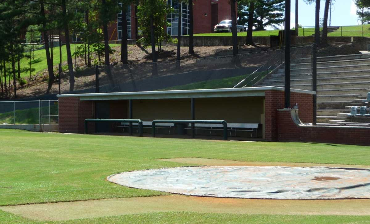 Mountain Brook High School Dugouts<span>Birmingham, AL</span>